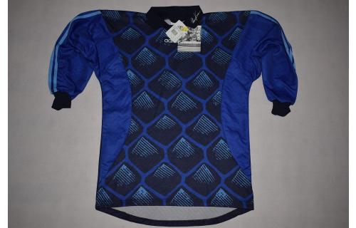 Adidas Torwart Trikot Goalkeeper Jersey Camiseta Maglia Maillot Shirt Kahn S NEW