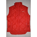 Adidas Weste Stepp Vest Winter Ski Snowboardl 80s Vintage Rot Red Finland M NEW