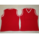 Erima No Sleeve Shirt Trikot Vintage Deadstock Baumwolle...