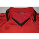 Erima Trikot Jersey Maglia Camiseta Maillot Shirt 80er West Germany Rot Red 80 L