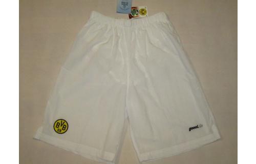 Goool Borussia Dortmund BVB Short Shorts kurze Hose Vintage Deadstock D 176 NEU