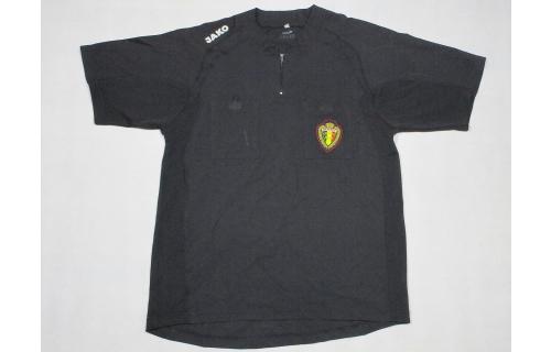 Jako Schiedsrichter Belgien Belgium Trikot Jersey Maglia Camiseta Tricot M/L