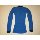 JE Fahrrad Trikot Rad Camiseta Maglia Maillot Deadstock France Vintage Nylon Tight 3 1/2 ca S-M