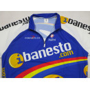 Nalini Fahrrad Trikot Rad Bike Shirt Jersey Maillot Maglia Camiseta Banesto XL