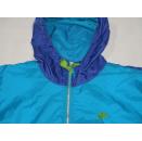 NIKE Trainings Jacke Sport Jacket Track Top Vintage 90s Nylon Shiny Glanz XXL 2XL