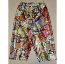 Puma Leggings Shorts Short kurze Hose Pant Tights Vintage Deadstock Comic Style
