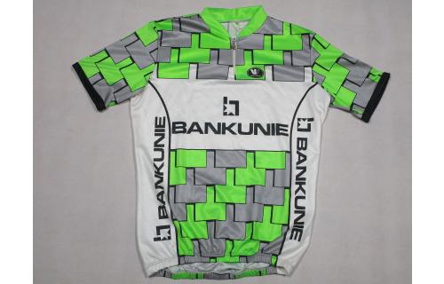 Vermarc Fahrrad Rad Trikot Shirt Bike Jersey Velo Maillot Maglia Bankunie XL 52