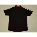 Adidas Germany Deutschland Trikot Jersey DFB EM 2004 Black T-Shirt Maglia Camiseta 152 M