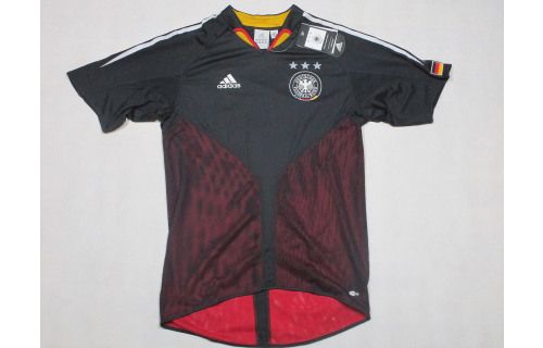Adidas Germany Deutschland Trikot Jersey EM 2004  DFB Maillot Maglia Camiseta S NEW NWT