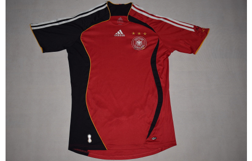 Adidas Germany Deutschland Trikot Jersey Maillot T-Shirt Maglia Camiseta Triko 2006 Gr S