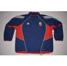 Adidas New Zealand Trainings Jacke Sport Jacket Track Top Mesh Neuseeland ca XL
