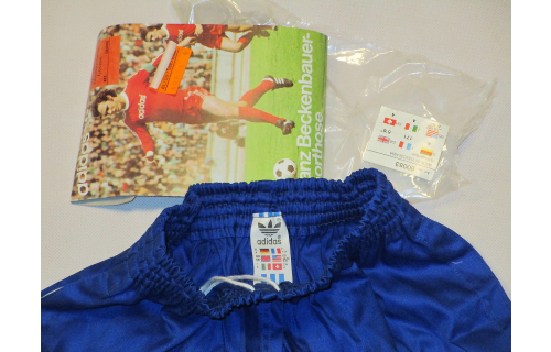 Adidas Shorts Beckenbauer Hose Pant Vintage Deadstock 70s Mexico Weekend D 3 4 5