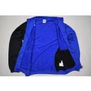 Adidas Trainings Jacke Sport Track Top Jacket Oldschool Casual Blau Fussball 6 M