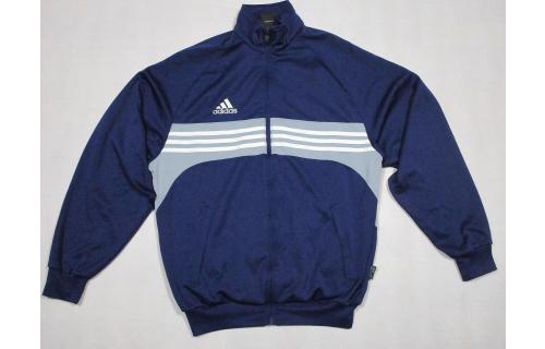Adidas Trainings Sport Jacket Track Top Vintage VTG Fussball Soccer D 6 M 180