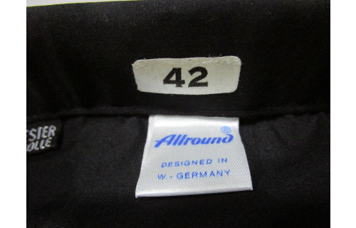 Allround Schiedsrichter Hemd Referee Arbitre Arbitro Vintage 70s West Germany 42 NEU