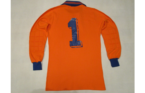 Erima Torwart Trikot Jersey Goal Keeper Camiseta Vintage West Germany Gr. 5/6 M