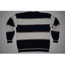 März Pullover Sweatshirt Sweater Strick Knit Vintage Italia Oldschool Gr 52 ca L