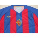 Nike FC BASEL Trainings-Trikot Jersey Camiseta Maglia Maillot Shirt 10/11 Gr XXL