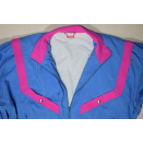 Triumph Sportswear Trainings Anzug Track Jump Suit Vintage 90s Nylon Karneval 38