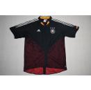 Adidas Deutschland Trikot Jersey EM 04 Schwarz Maillot...