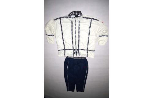 Adidas Trainings Anzug Sport Track Jump Suit Vintage 90er Folklore Colours 44 L