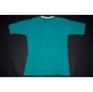 Jako Trikot Jersey Maglia Camiseta Tricot Triko T-Shirt Grün Weiß Rohling XL NEU