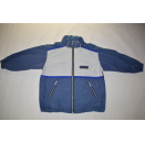 Chiemsee Jacke Windbreaker Windjacke Kapuze Vintage Nylon Sailing Yachting XL