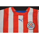 Puma Paraguay Trikot Jersey Camiseta Maglia Maillot Shirt Paraguaya APF ca. S