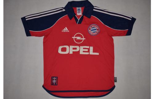 Adidas Bayern München Trikot Jersey Camiseta Maglia Maillot Shirt FCB 00/01 164