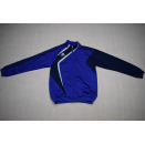 Adidas Trainings- Jacke Sport Jacket Track Top Casual Fussball Blue Blau D 6 M